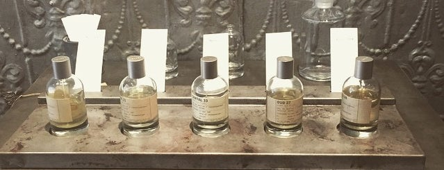 Le Labo is one of Man Repeller's Tricks for an Endless Summer in NYC.