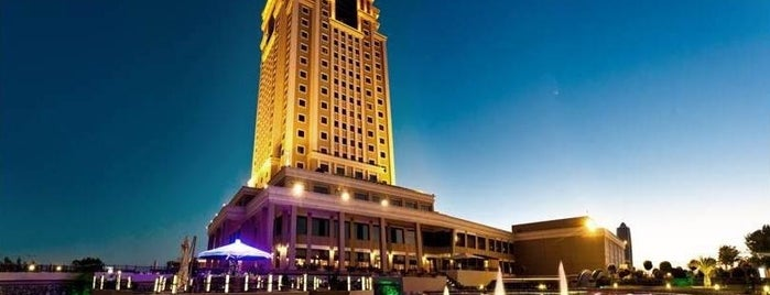 Erbil Divan Hotel is one of my best places in Erbil.