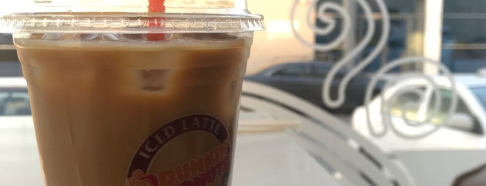 Dunkin' Donuts is one of shakira.