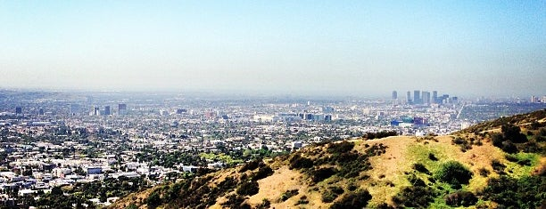 Runyon Canyon Park is one of Ferias USA 2012.