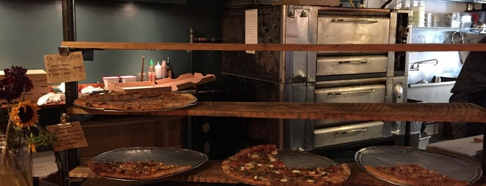 Panacea Pizza is one of places to go.