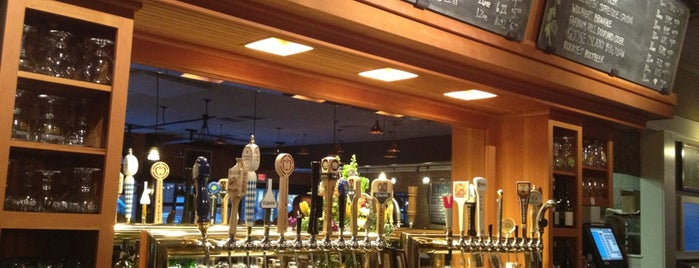 The Farmhouse Tap & Grill is one of Burlington.