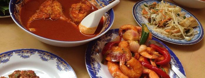 Restoran Tiga Lima (35) Asam Pedas is one of Cuti-cuti malaysia.