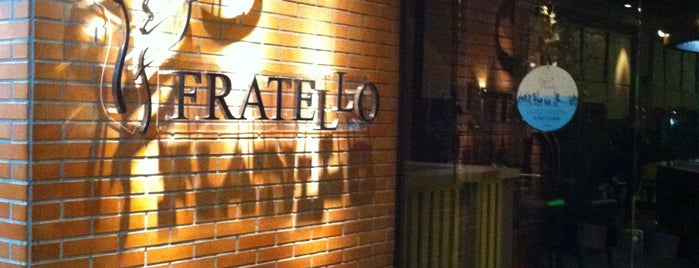 Fratello Sole is one of Barbaridade!.