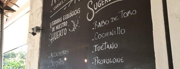La Vaquería is one of los mejores sitios para comer en Alicante.