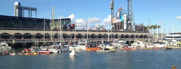 McCovey Cove is one of San Francisco City Guide.