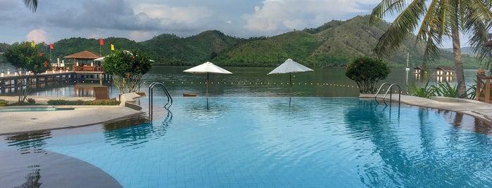 El Rio y Mar Resort is one of Filipinler-Manila ve Palawan Gezilecek Yerler.