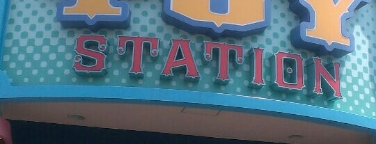 Toy Station is one of Disney.