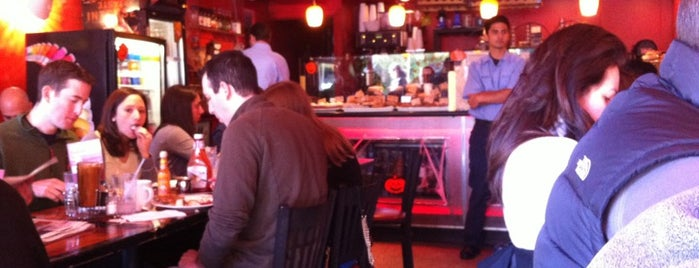 Sunburst Espresso Bar is one of Best Coffices in New York.
