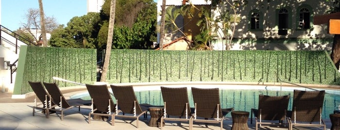 Sheraton da Bahia Hotel is one of Salvador.