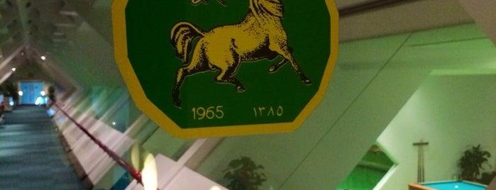 نادي الفروسية is one of Riyadh.