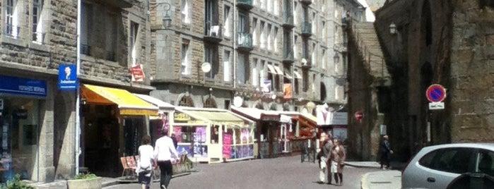 Intra-Muros – Centre de Saint-Malo is one of Coups de cœur.