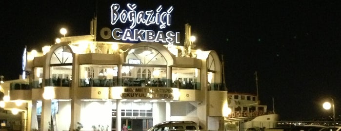 Boğaziçi Restaurant is one of List.