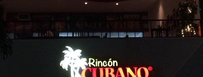 Rincón Cubano is one of Restaurantes.
