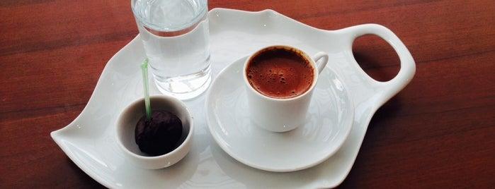 Anatolia Kahve Evi & Pastane is one of Konya'da Café ve Yemek Keyfi.