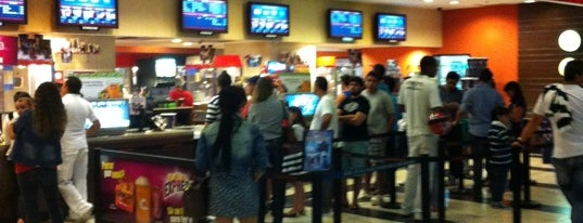 Cinemark is one of Vivo Valoriza.