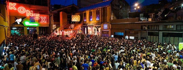 Ciudad Cultural Konex is one of All-time favorites in Argentina.