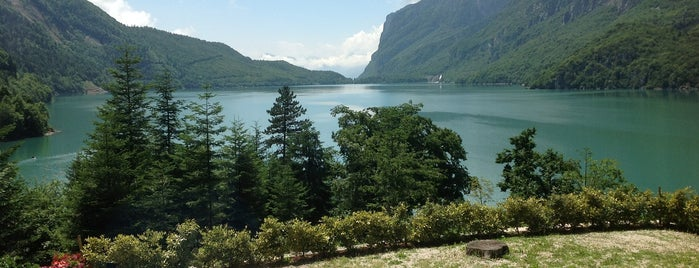 Grand Hotel Molveno is one of 4sq Specials in Italy.