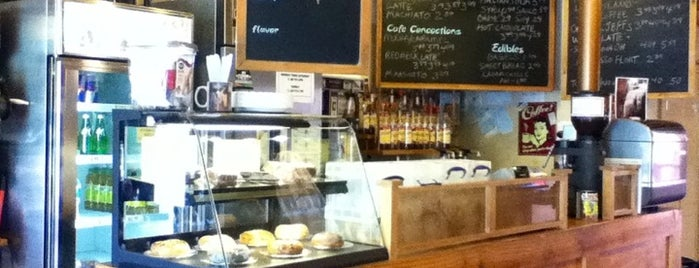 Maas Coffee Roasters is one of The Best of the North Florida Gulf Coast.