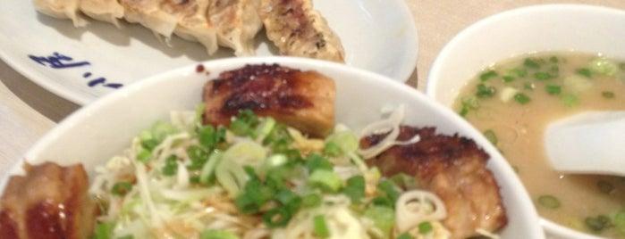 Yamagoya Ramen (ยามาโกย่า ราเมน) 山小屋 ラーメン is one of Recommended Restaurants.