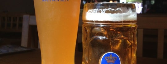 Hofbräu Beer Garden is one of The 15 Best Places for a Brunch Food in Panama City Beach.