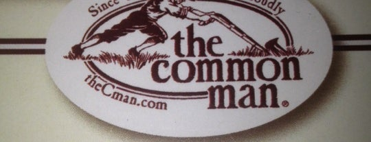 The Common Man is one of Restaurants visited.