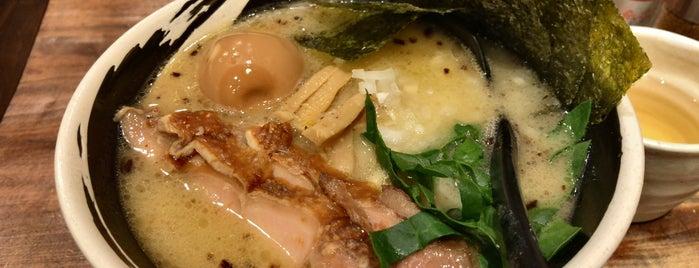乱切り蕎麦 浜寅 is one of らめーん(Ramen).