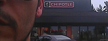 Chipotle Mexican Grill is one of Used to Be a Pizza Hut.