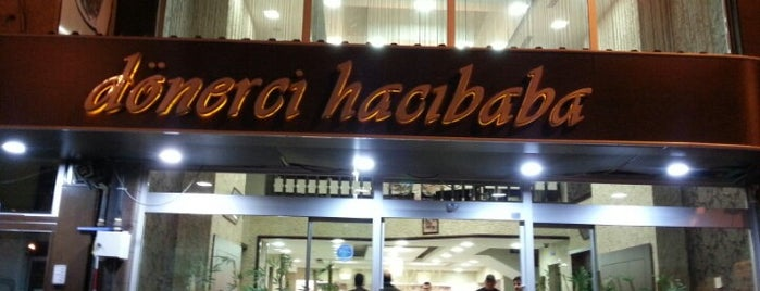Dönerci Hacıbaba is one of Top 10 dinner spots in Erzurum.