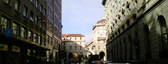 Piazza Meda is one of Best places in Milan.