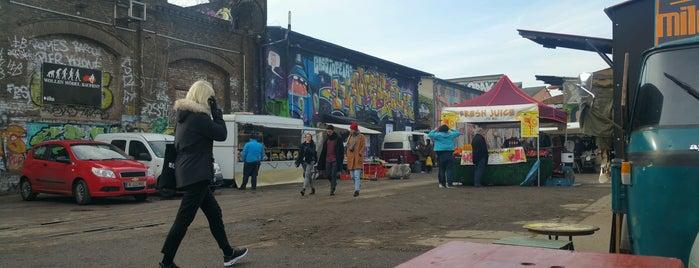 Kiez99 Village Market is one of Grün und Blau Berlin.