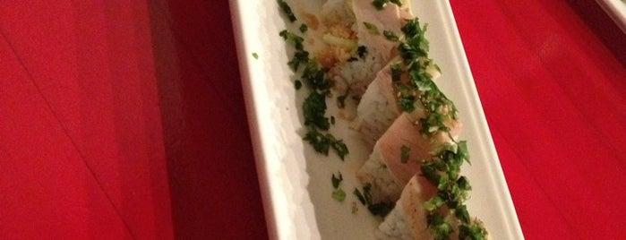 Tabu Sushi Bar & Grill is one of El buen comer :P.