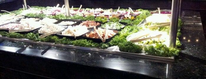 Super Moon Buffet is one of Restaurants.