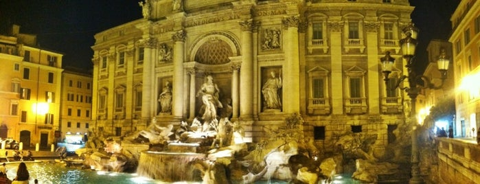Trevi Fountain is one of ♥Rome♥.