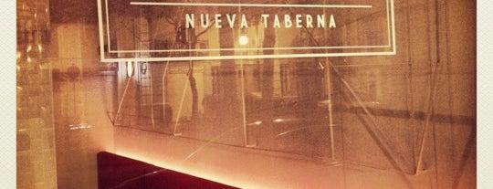 Los Madriles Nueva Taberna is one of Cremita de Valencia.