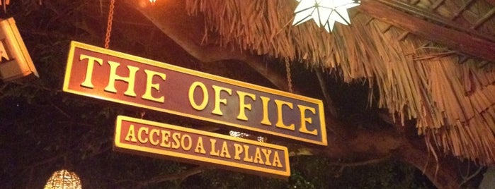 The Office is one of Cabo Spots.