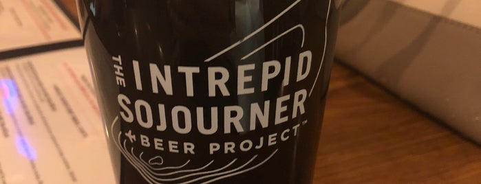 The Intrepid Sojourner Beer Project is one of Denver.
