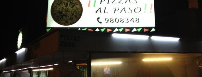 La Pizzería del Barrio is one of Gastronomía en Santiago de Chile.