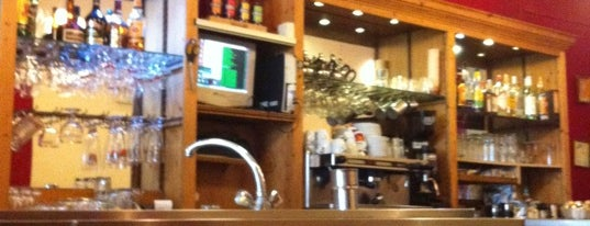 Café Novo is one of Terrasse is in the Garden - Brussels.
