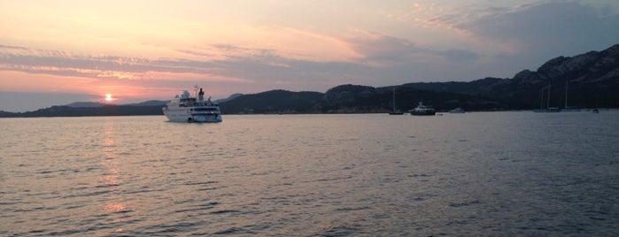 Anse d'Arbitru is one of Corsica.
