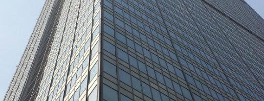 Torre Ejecutiva PEMEX is one of Rascacielos en la Ciudad de México..