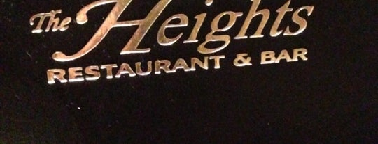 The Heights Restaurant & Bar is one of My Most Visited Places!.
