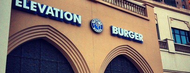 Elevation Burger is one of best resturants in Qatar.