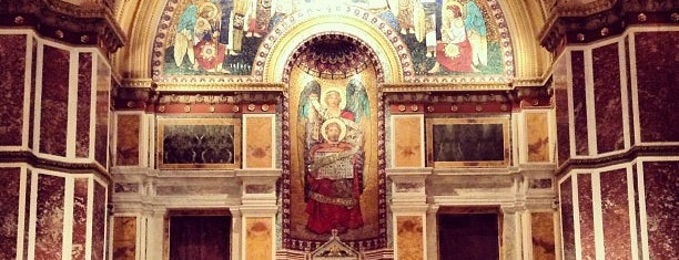 Cathedral of Saint Matthew the Apostle is one of DC's favorites.