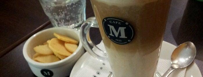 Café Martínez is one of Bar Cafe.