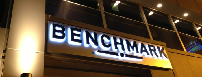 Benchmark is one of Guide to Chicago's best spots.