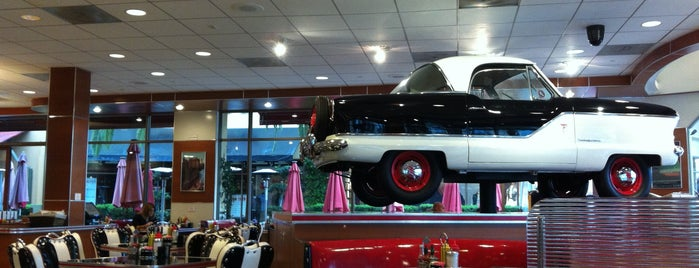 Ruby's Diner is one of L.A..