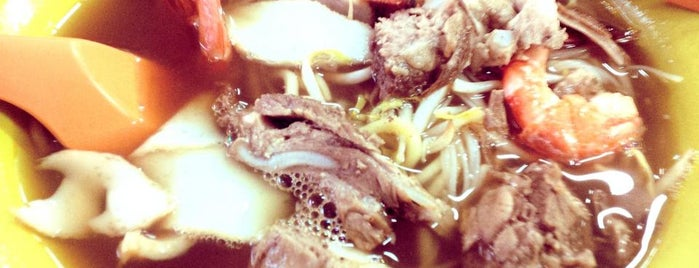 Chung Cheng Chilli Mee, Prawn Mee, Laksa is one of Good Food Places: Hawker Food (Part I)!.