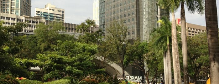 Best places in Makati City, Philippines