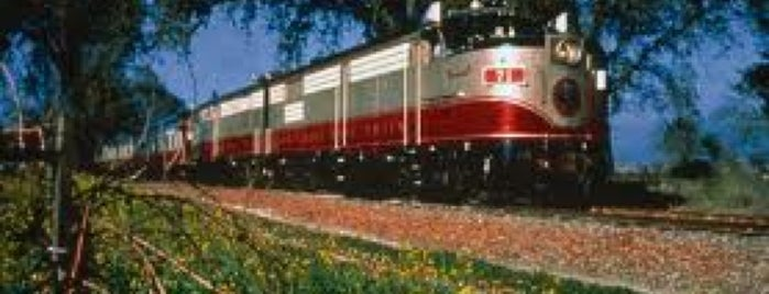 Napa Valley Wine Train is one of Food Paradise.